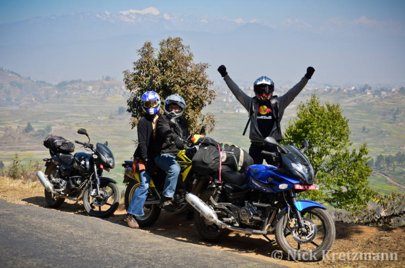 how to prepare for a long motorcycle ride in india