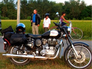 royal enfield motorcycle tours in nepal