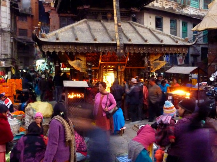 custom small group tours nepal