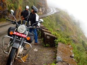 motorcycle tours of nepal