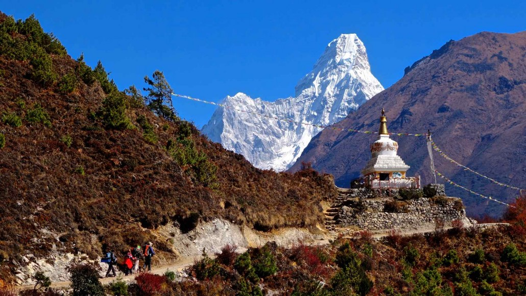 BEST OF NEPAL Teahouse Trek, Cycle, Culture 14 DAYS - ACTIVE - Over